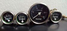Gauges Kit Case Tractor Temperature,Oil Pressure ,Tachometer, Ampere