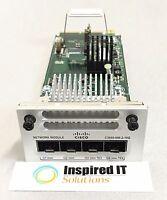 C3850-NM-2-10G - Cisco C3850 4 x GigE 2 x 10 GigE network module *Same Day Ship