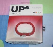 BRAND NEW UP 24 BY Jawbone Activity Tracker - Medium - Red