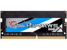G.SKILL Ripjaws Series 8GB 260-Pin DDR4 SO-DIMM 2666 PC4 21300 Laptop Memory
