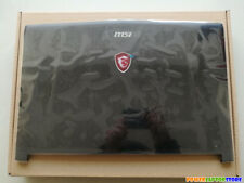 For MSI GE72 MS-1791 1792 1794 1795 LCD Cover Back Case 307791A247Y311
