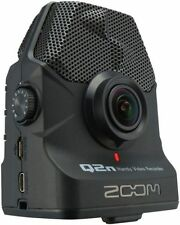 Zoom Q2n Handy Video Recorder 1080p Camcorder with XY Mic