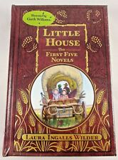 Little House On the Prairie The First Five Years Barnes and Noble SEALED Leather