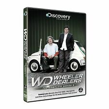 Wheeler Dealers - Series 5 - Complete [DVD-R] (2013, 3-Disc Set)