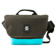 CRUMPLER privé surprise photo s psph-s-011 espresso turquoise sac photo