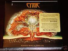 Cynic: Kindly Bent To Free Us CD 2014 Season Mist SOM 300D Digipak NEW