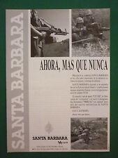 5/1991 PUB SANTA BARBARA SB40LAG LANCE GRENADE CETME ASSAULT RIFLE SPANISH AD