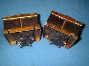 PARTRIDGE VINTAGE  1663  VALVE AMP, OUTPUT TRANSFORMERS. MATCHED PAIR.