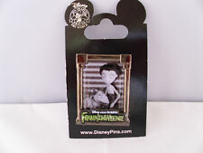 Disney * FRANKENWEENIE * Movie Logo - New on Card Trading Pin