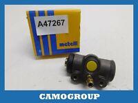 Cylinder Rear Brake Rear Wheel Brake Cylinder Metelli BMW Serie 3 E30