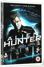 Alien Hunter (2017) DVD Welcome to Willits (2016) Dolph Lundgren, Anastasia Bara