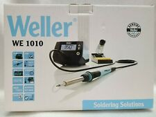 Weller We 1010na 1 Channel Soldering Station With Soldering Iron And Safety