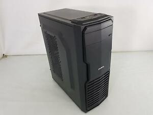 Zalman T4  Mid Tower Black  MicroATX PC Computer Case