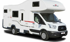Ford Campervans & Motorhomes 6 Sleeping Capacity
