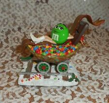 DANBURY MINT M&M  CHRISTMAS TRAIN REPLACEMENT  THE CARRIAGE   M & M