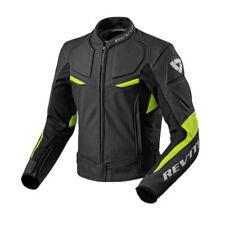 Giacche in pelle d'estate con protezione certificata CE per motociclista