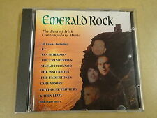 CD / EMERALD ROCK - THE BEST OF IRISH CONTEMPORARY MUSIC