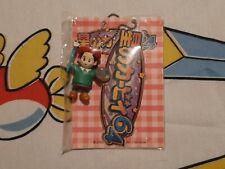 ULTRA RARE OFFICIAL NAT Kirby 64 Adeleine Keychain Figure Toy Nintendo Japan