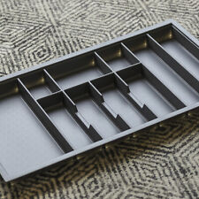 900mm Charcoal Cutlery Tray for Grass Scala Drawer