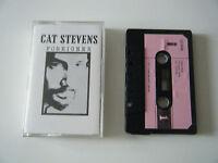 CAT STEVENS FOREIGNER CASSETTE TAPE 1973 PINK PAPER LABEL ISLAND UK