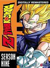 Dragon Ball Z: Season 9 (Majin Buu Saga) DVD