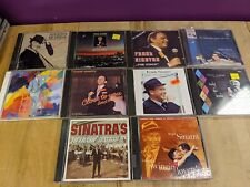 (10) CD Lot of Frank Sinatra Swing Duets Hits Supreme Greatest Concert  Hits