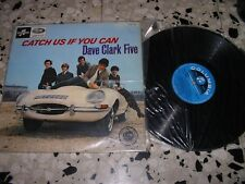 DAVE CLARK FIVE - Catch us if you can   LP