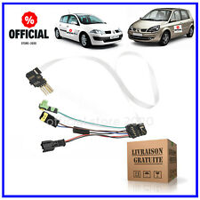 RENAULT MEGANE 2 SCENIC II CONTACTEUR CABLE AIRBAG TOURNANT NAPPE FFC COMMODO