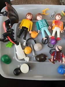 playmobil bundle of figures and accessories ..