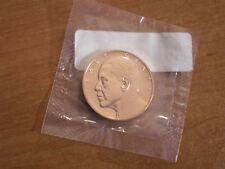 USA : Médaille officelle en bronze BARACK OBAMA 2ième Mandat - scellé - 33,33 mm