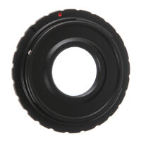 C Mount Lens to Canon EOS EF EF-S Camera Adapter Ring For 5D2 5D3 5D4 6D2 6D 7D