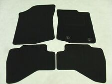Genuine Hitech Toyota Aygo Tailored Velour Carpet Car Mats 2005-13 One Clip