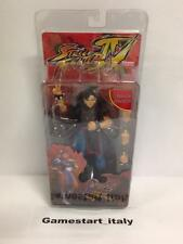 ACTION FIGURE - STREET FIGHTER IV - CHUN-LI - NECA - NUOVO NEW