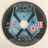 XCOM: Enemy Unknown - DISC ONLY (PS3 Game) *VERY GOOD CONDITION*