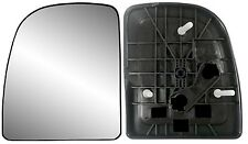2000 2001 2002 Ford Excursion Driver Side Power Manual Mirror Glass w/Backing