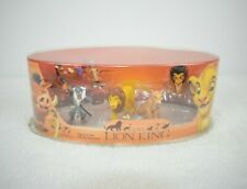 Disney's The Lion King 5 Piece Collectible Figure Set Movie Figurine 3in 1995
