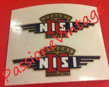 NISI cerchi 2pz decalcomanie/adesivi/stickers