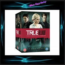 TRUE BLOOD - COMPLETE SERIES SEASONS 1 2 3 4 5 6 7 *** BRAND NEW DVD BOXSET***