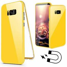 Magnet Hülle Samsung Galaxy S9 / S8+ Plus Full Cover 360 Grad Handy Case Schale