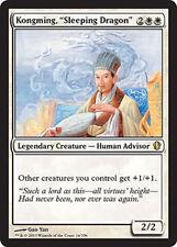 "Kongming, ""Sleeping Dragon""  NM  Commander 2013  MTG  Magic Cards  White  Rare"