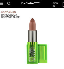 MAC Cosmetics x Teyana Taylor Lipstick in *I Got a Man* SOLD OUT!