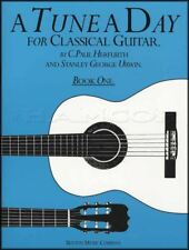 Una canzone al giorno per chitarra classica 1 Spartiti Musicali LIBRO IMPARARE A SUONARE metodo