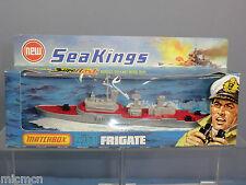 "MATCHBOX SEA KINGS  WATER LINE  MODEL No.K-301  FRIGATE  ""F109""       MIB"