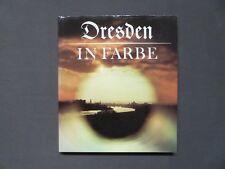 Buch, Bildband, Dresden in Farbe, Karl-Heinz Böhle, Brockhaus DDR, EA 1981