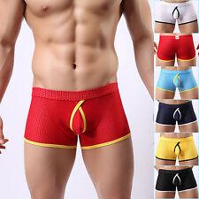 sexy pour hommes sous-vêtements respirants pochette d'Ardennes Caleçon Boxer