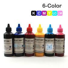 BCH standard sublimazione inchiostro a pigmenti per Epson 600 ML (100 x 6)