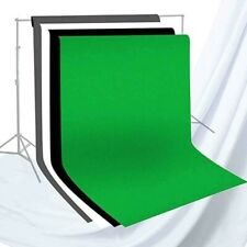 Photo Studio Non-Woven Fabric Collapsible Backdrop Background For Photograph