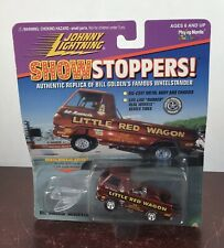 """Johnny Lightning """"Show Stoppers"""" Series """"Little Red Wagon"""" *New*"""