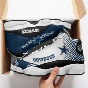 Dallas Cowboys Air JD13 Shoes, Dallas Cowboys NFL Shoes U93A41