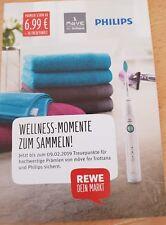 90 Rewe-Treuepunkte!!Möve for Frottana &Philips!Neue Aktion!!